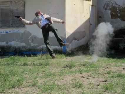 Diego, stuntman